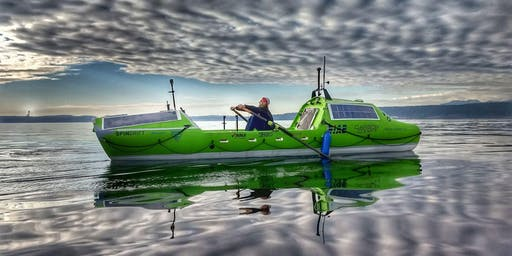 Inspire MSP: Stories of a Journey to Solo Row the Atlantic