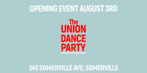 the UNION dance party