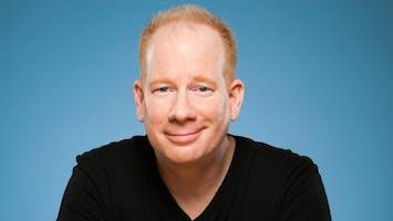 Comedian Darren Carter