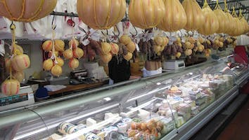 9th Street Italian Market Tour
