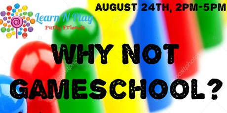 Why Not Game School? tickets