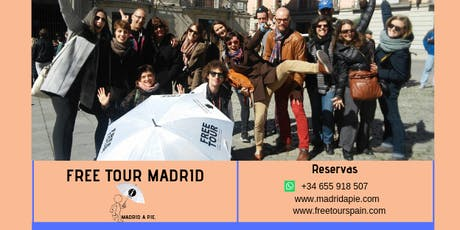 Free tour Madrid entradas