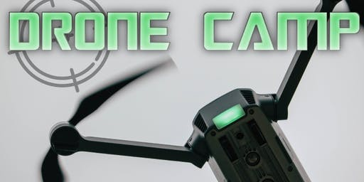 Drone Summer Camp Session III @St. James Day School July 22-26, 2019