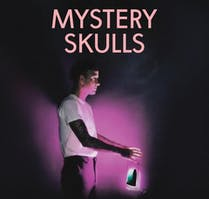 Mystery Skulls, @ The Leopard Lounge at Town Ballroom