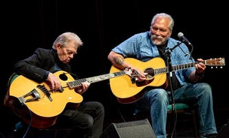 Hot Tuna with special guest Larry Campbell & Teresa Williams