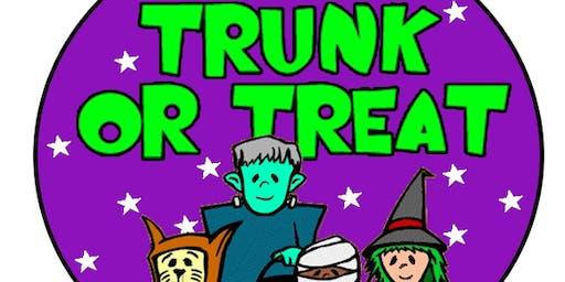 Children's Safety Village - Trunk or Treat