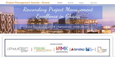 Project Mgmt Excellence Awards Night tickets