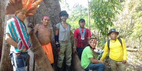 Rapé Cacao Ceremony with Kawá Huni Kuin tickets