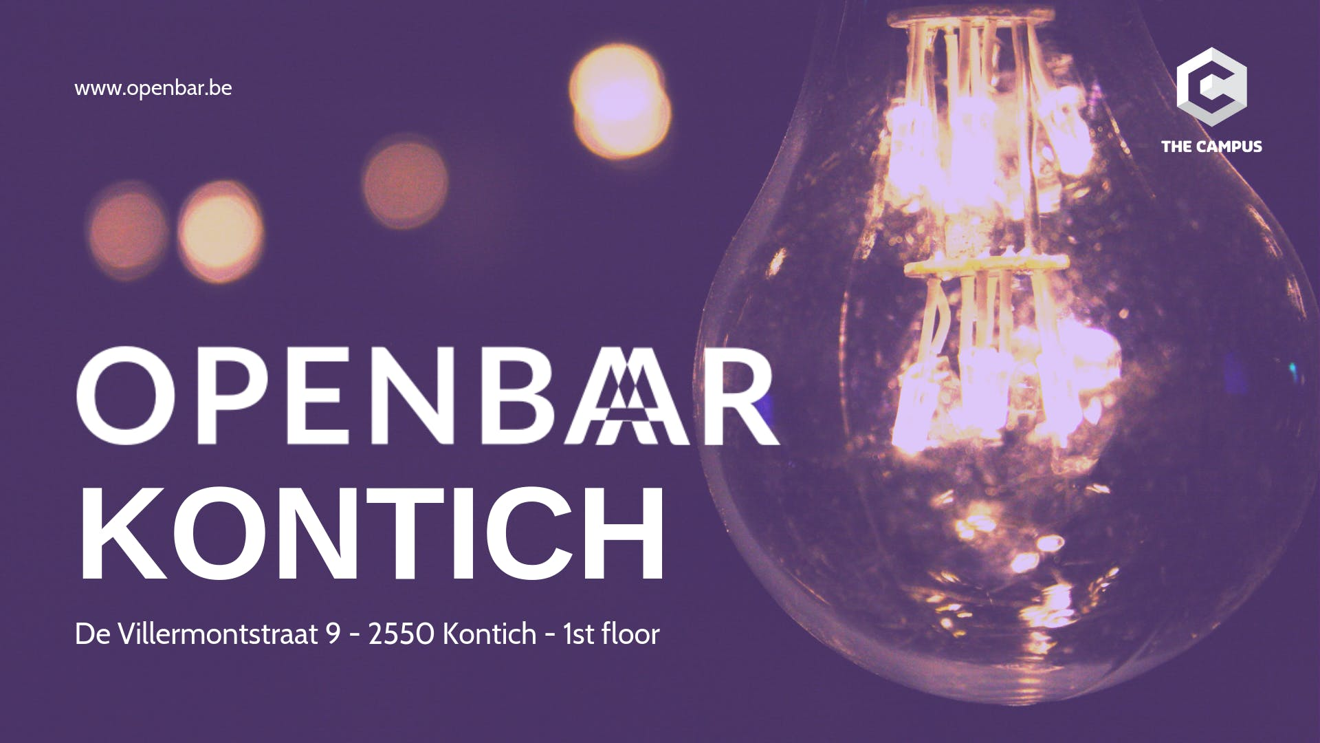 Openbar Kontich // AI and Machine Learning & Serverless