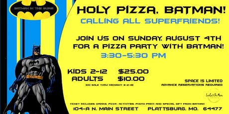 Superhero Sunday! Batman In The Burg! tickets