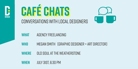 Sac DESCO Café Chat on Agency Freelancing tickets