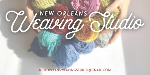 8/18 Beginning Tapestry Weaving Workshop