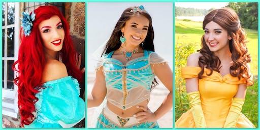 Summer 2019 Princess Extravaganza!!!