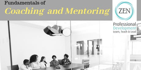 Coaching and Mentoring Fundamentals tickets
