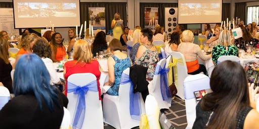 Warrington Women in Business Christmas Networking lunch