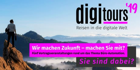 digitours ´19 - Kirchweidach - Mühldorf - Traunstein Tickets