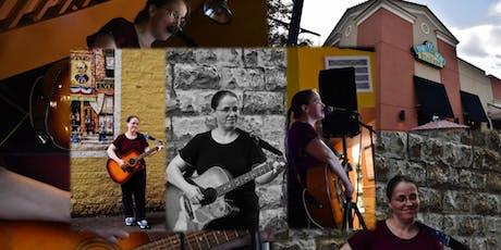 Carmen Kelley: September Songs at The Sub Station tickets