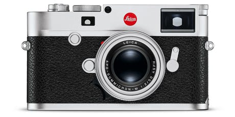 Leica M - Konzentration auf das Wesentliche Tickets