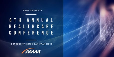 AAMA Healthcare Connect Conference tickets