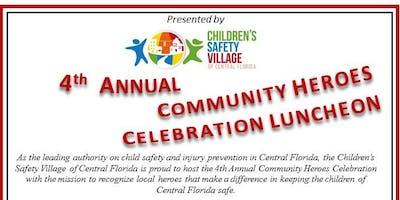 Community Heroes Celebration Luncheon