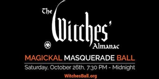 The Witches Almanac Masquerade Ball