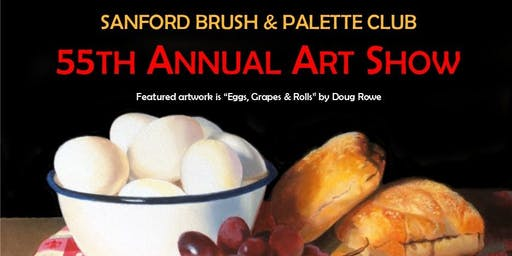 Sanford Brush & Palette Club 55th Annual Art Show
