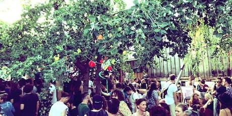 Semesterabschluss Party / Open Air + Indoor / Free Tickets Tickets