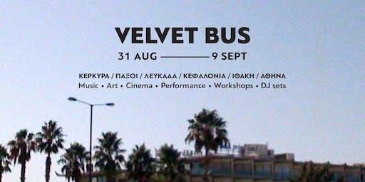 "Sillyboy ""Sillyboy's Ghost Relatives"" Live / Velvet Bus Tour 2019"