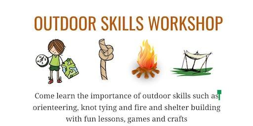 Outdoor Skills Workshop #1