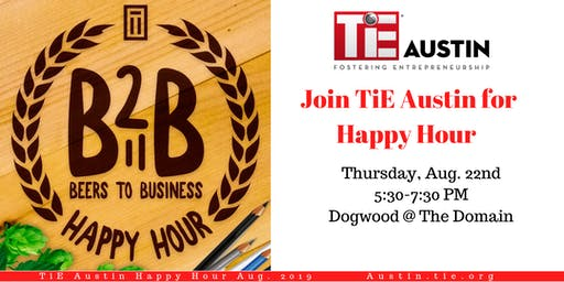 TiE Austin: Meet N Mingle-Happy Hour