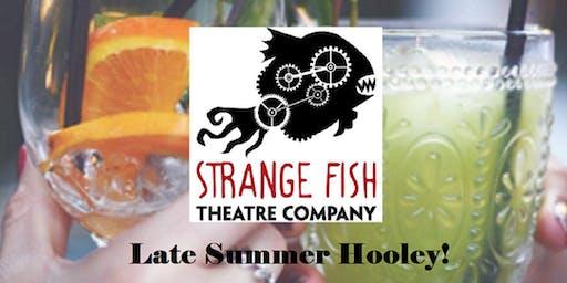 Strange Fish Theatre Company's Late Summer Hooley