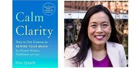 """Meet the Author at the Pyramid Club: Due Quach """"Calm Clarity"""" tickets"""