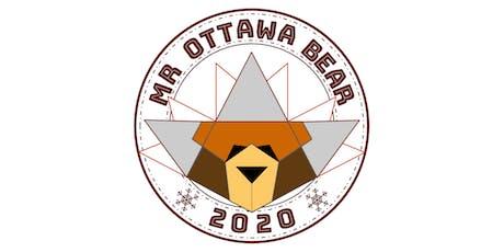 Mr Ottawa Bear 2020 VIP Weekend tickets