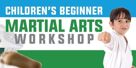 ATTN Parents: FREE Beginner Karate Workshop for Kids Ages 5-12 tickets