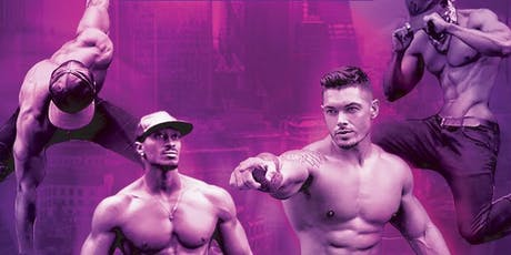 Dark Secrets Live: Male Revue Show tickets