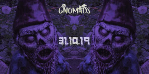 GNOMADS w/ Zenon Records  + Special Guest's