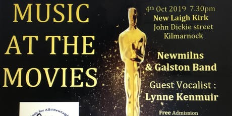 Music At The Movies (Music For All @ New Laigh Kirk) tickets
