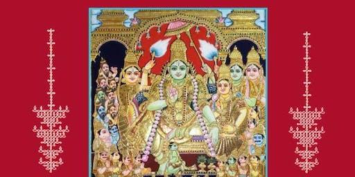 Bhavayami Raghuramam