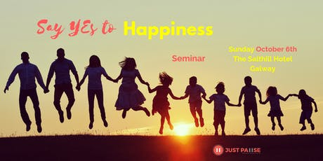 Say YES to Happiness tickets