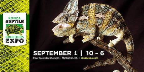 Konza Reptile Expo 2019 tickets