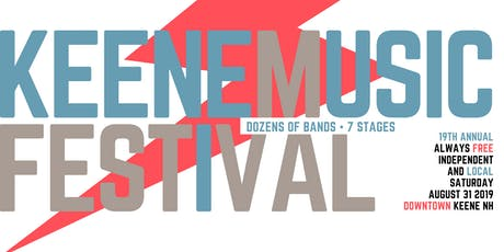 Keene Music Festival tickets