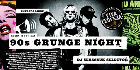 90s Grunge Night entradas