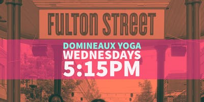 Yoga on Fulton