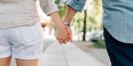 Venciendo los pensamientos que afectan tu relación de pareja tickets