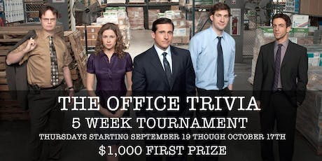 Office Trivia at 115 Bourbon Street- Week 1 tickets