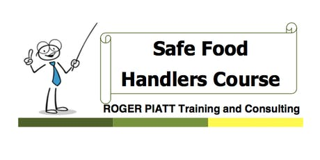 Safe Food Handling Course - North Battleford - Friday November 15, 2019 tickets