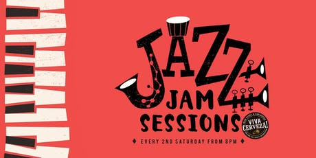 Jazz Jam Sessions at VIVA Cerveza! entradas