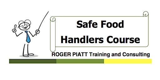 Safe Food Handling Course - North Battleford - Saturday, January 25, 2020