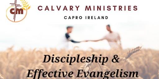Discipleship & Effective Evangelism - Pastor Forum