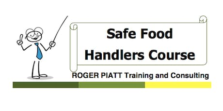Safe Food Handling Course - Lloydminster - Monday, November 18, 2019 tickets